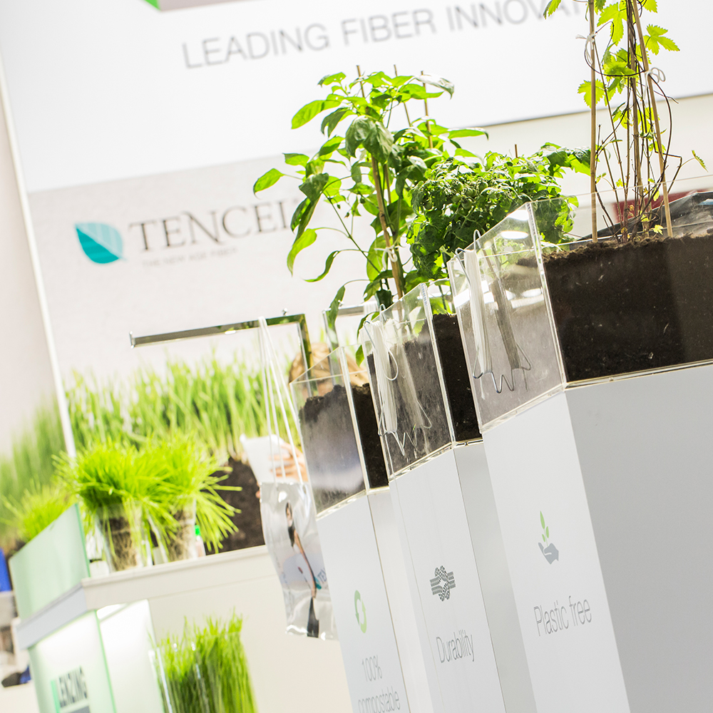 The new focus on sustainability at the upcoming Texprocess