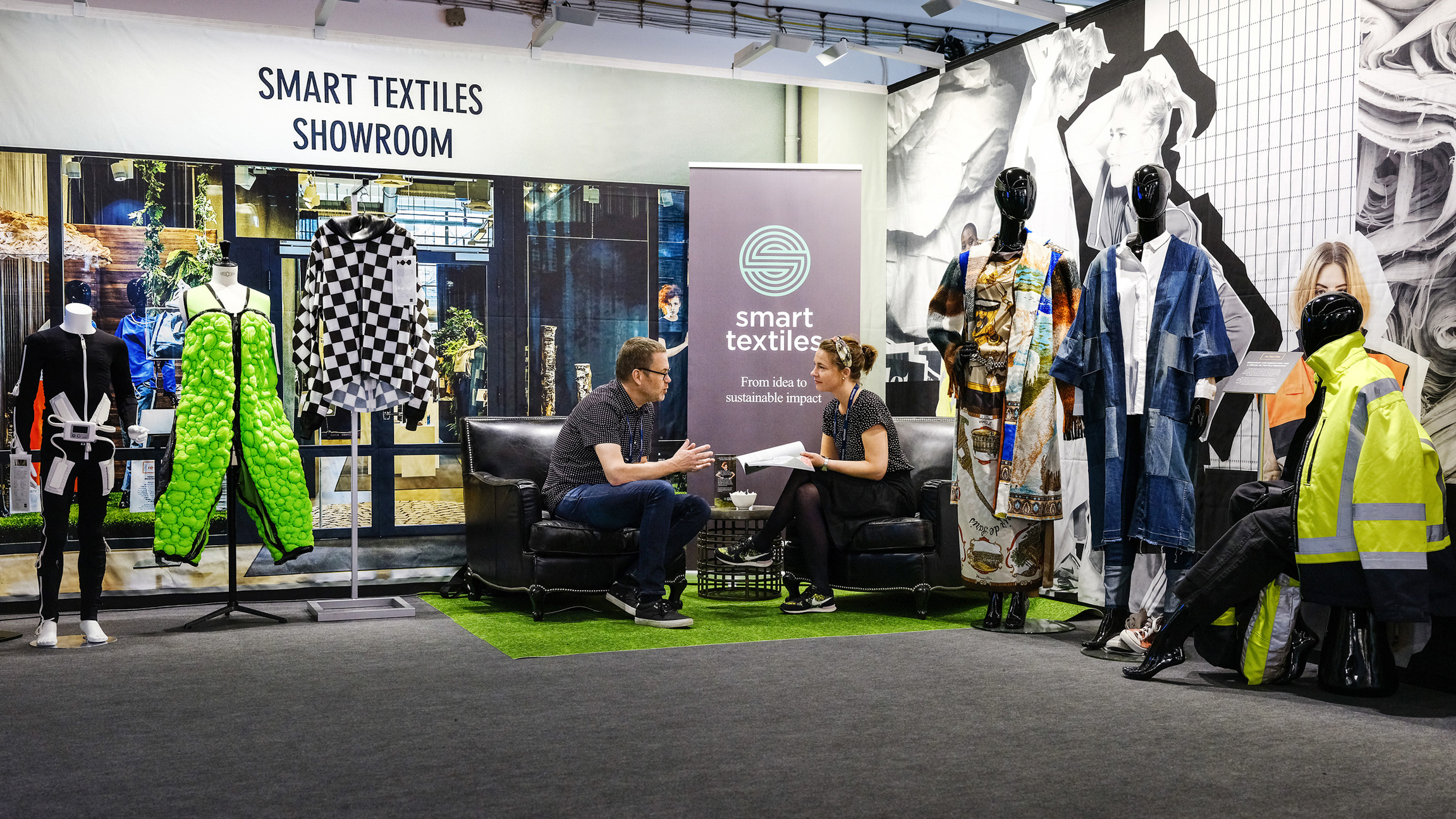 Sustainability at Techtextil