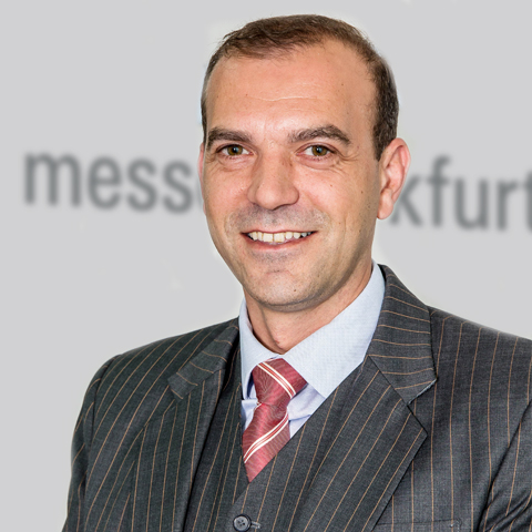 Ahmed Pauwels, Chief Executive Officer, Messe Frankfurt Middle East GmbH-Dubai Branch